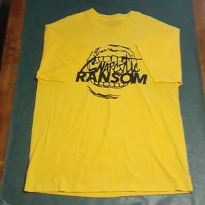 Gnarcotic X Ransom Tee - XL
